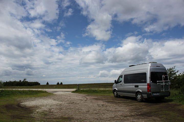 Pourquoi choisir le van aménagé pour effectuer votre départ en vacances?